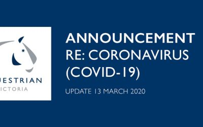 Cancellation of Event – Coronavirus (COVID-19)
